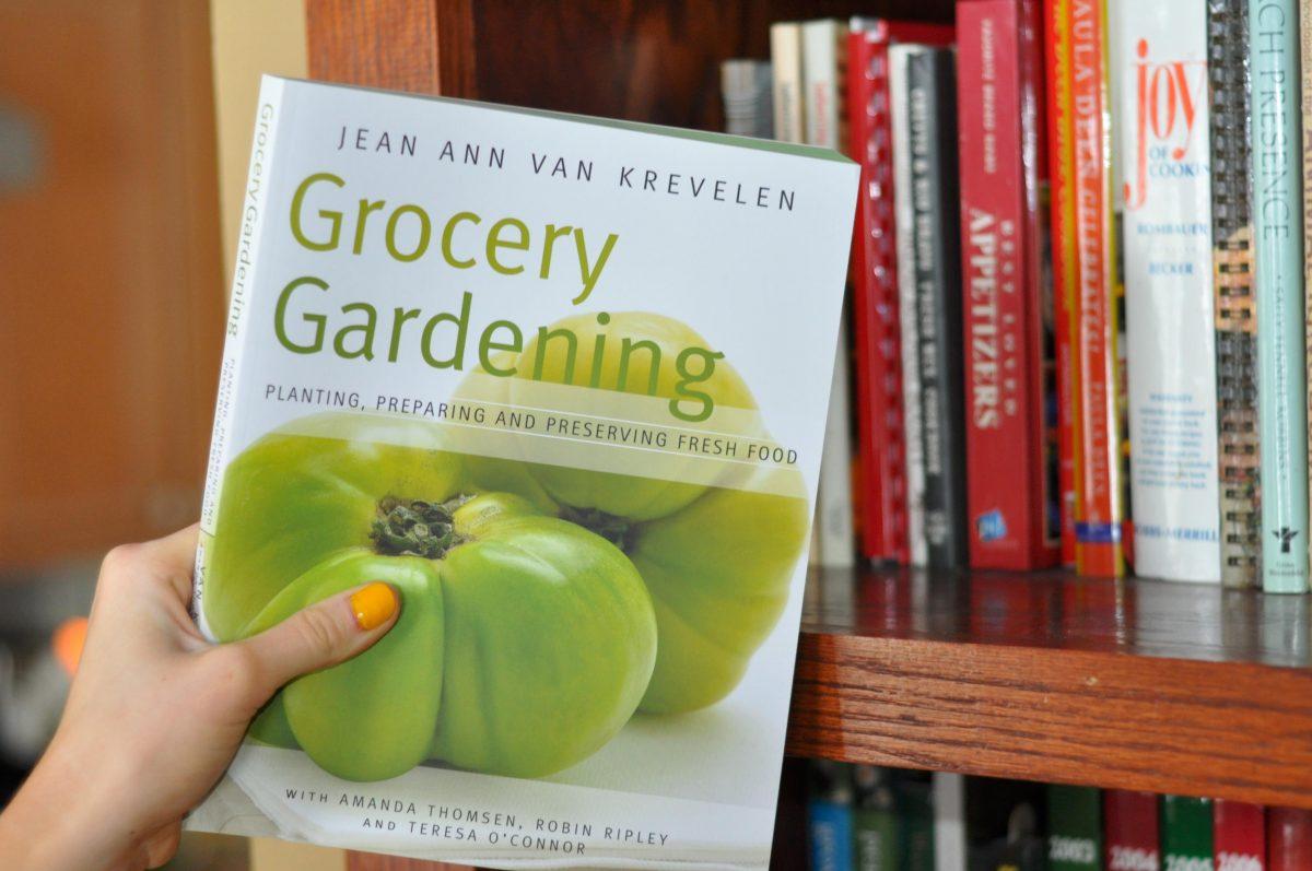 Grocery Gardening Book