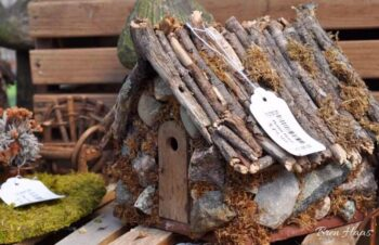 bird house mini design