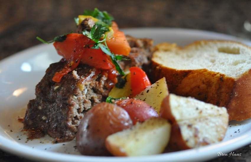 Rustic Meatloaf Recipe