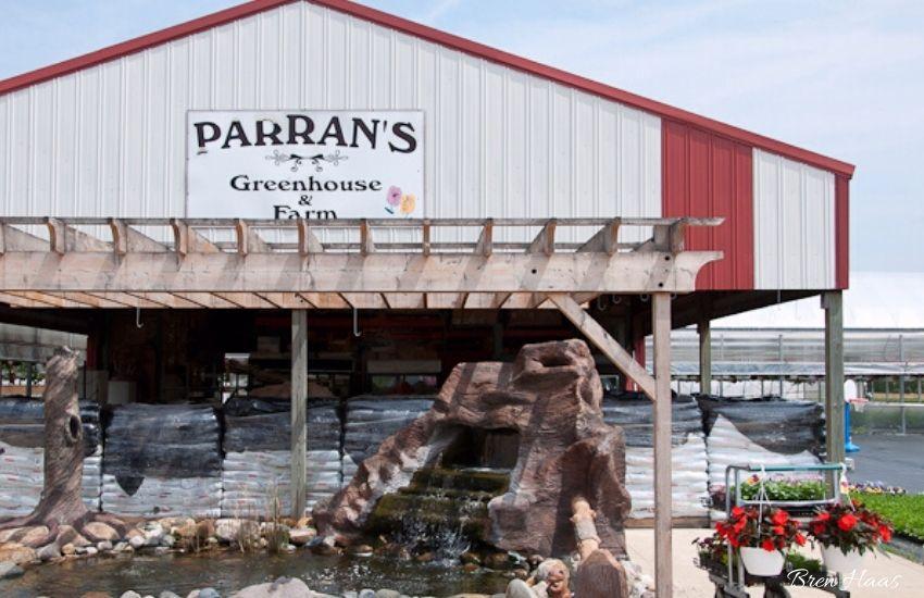 parrans garden center and farm