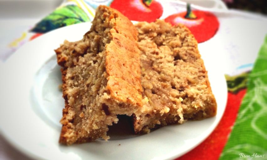 Brens' Easy Zucchini Bread Recipe