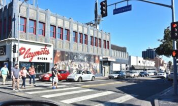 Virgin Records in Hollywood