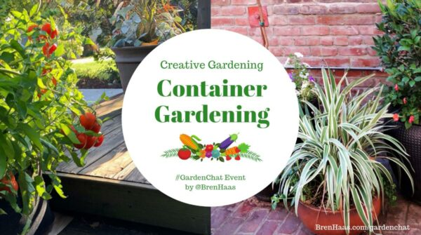 Creative Container Gardening on Twitter GardenChat
