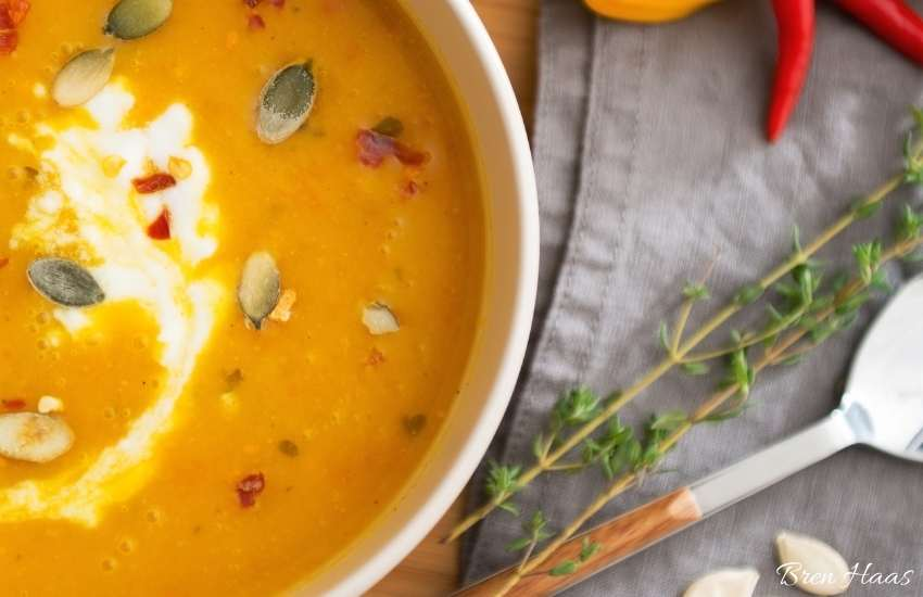 Sweet Soup Potato Recipe