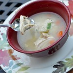 Easy Homemade Chicken and Dumpling Recipe