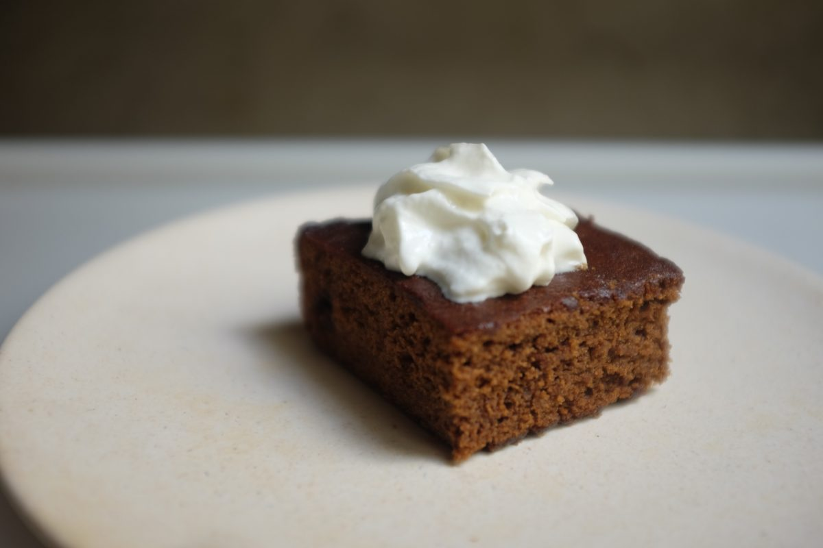 Mustard Gingerbread Recipe