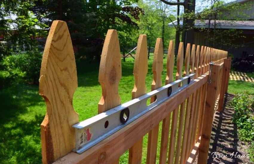 DIY Fence Project