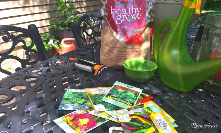 Healthy Growing with Products I Trust