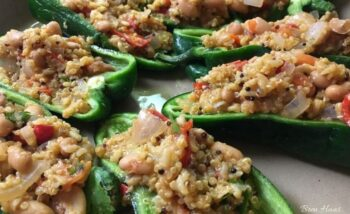 Poblano Stuffed