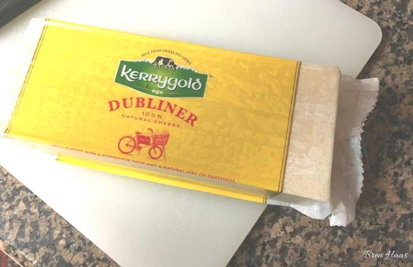Irish Block of Cheese
