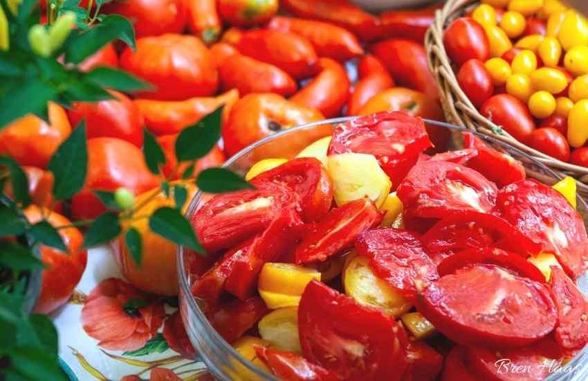 Ginger tomato recipe