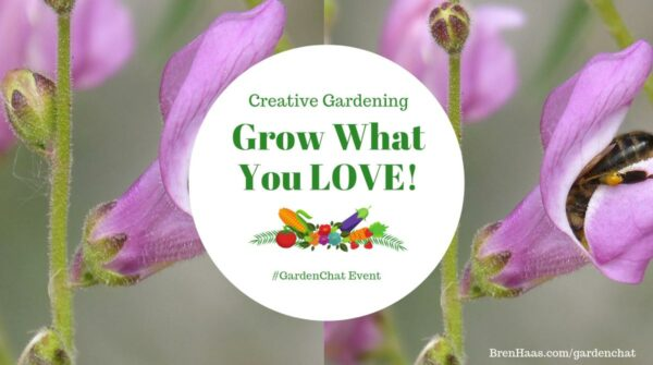 Grow Things You Love Giveaway | GardenChat Event