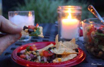 Summer Fresh Salsa Recipe