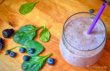 Ready Set Go Smoothie Recipe Using Flax Seed