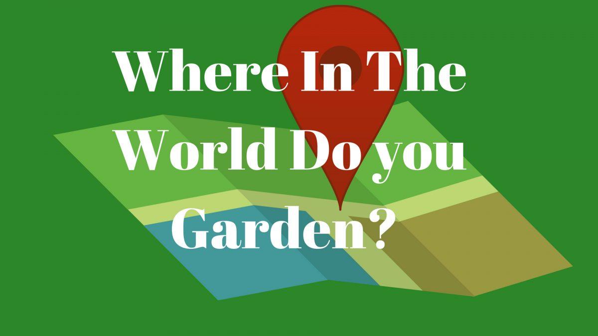 Where do you garden