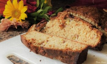 Banana Bread Fresh Out Of the Oven