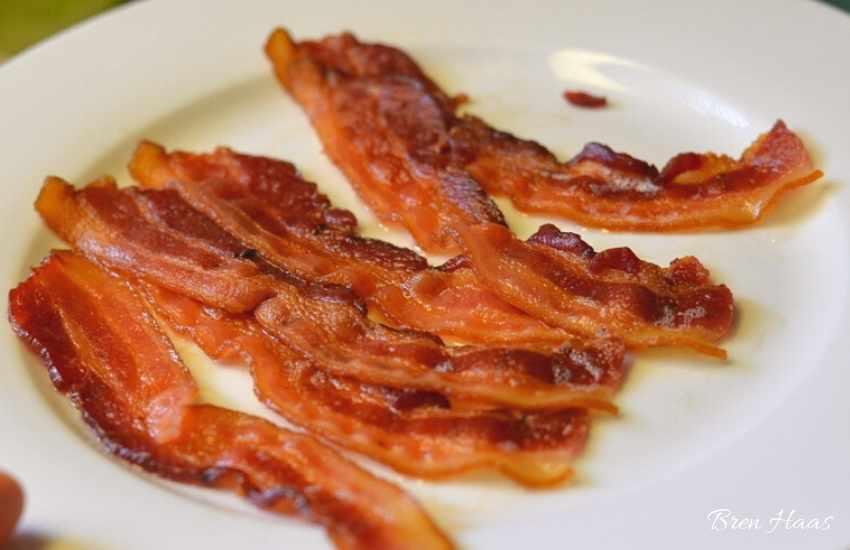 Bacon Ready To Go