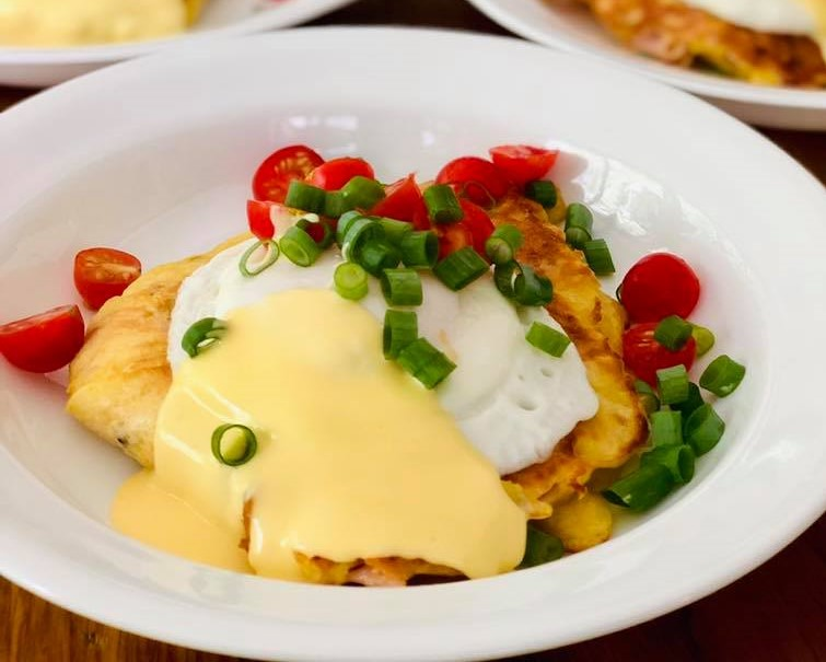 egg fritter