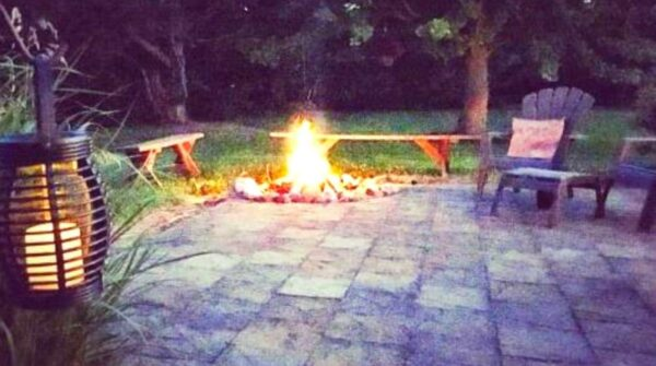 Creating The Perfect Outdoor Fire-pit Area