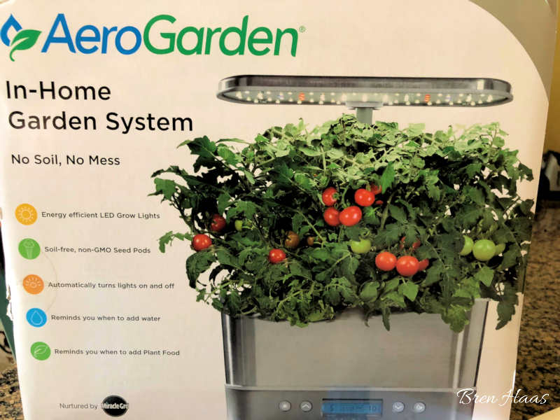 AeroGarden In Home Garden System