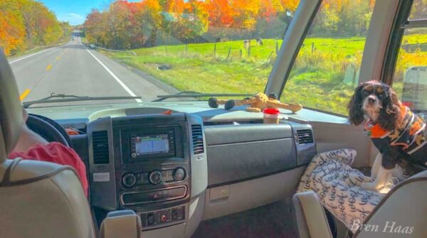 Road Trip To The Northeast in Autumn
