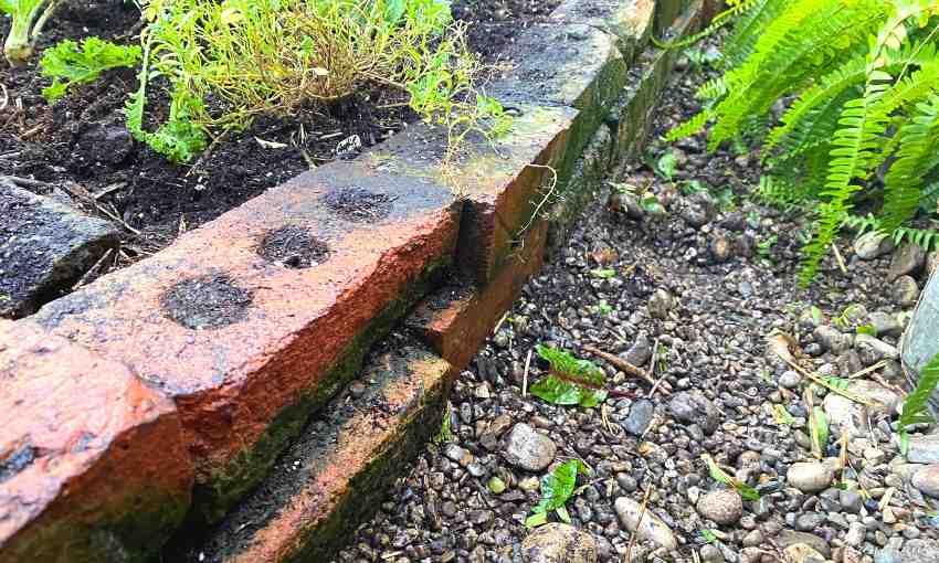 recycle bricks