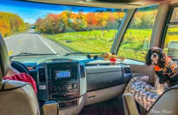 Traveling to the Northeast