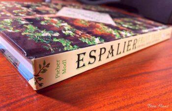 hard cover book | espalier
