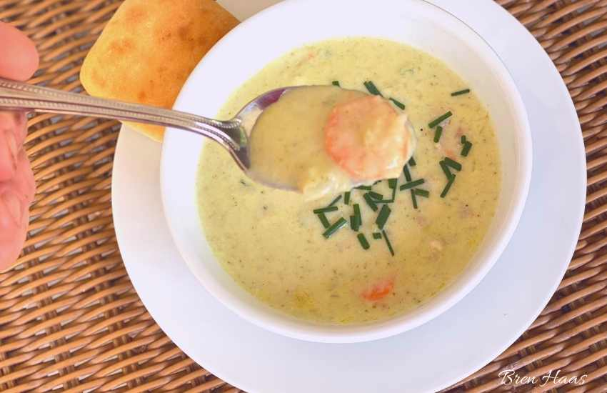 Timko Cream of Parisian Vegetable Soup Recipe