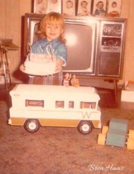 Winnebago Toy in the 70's
