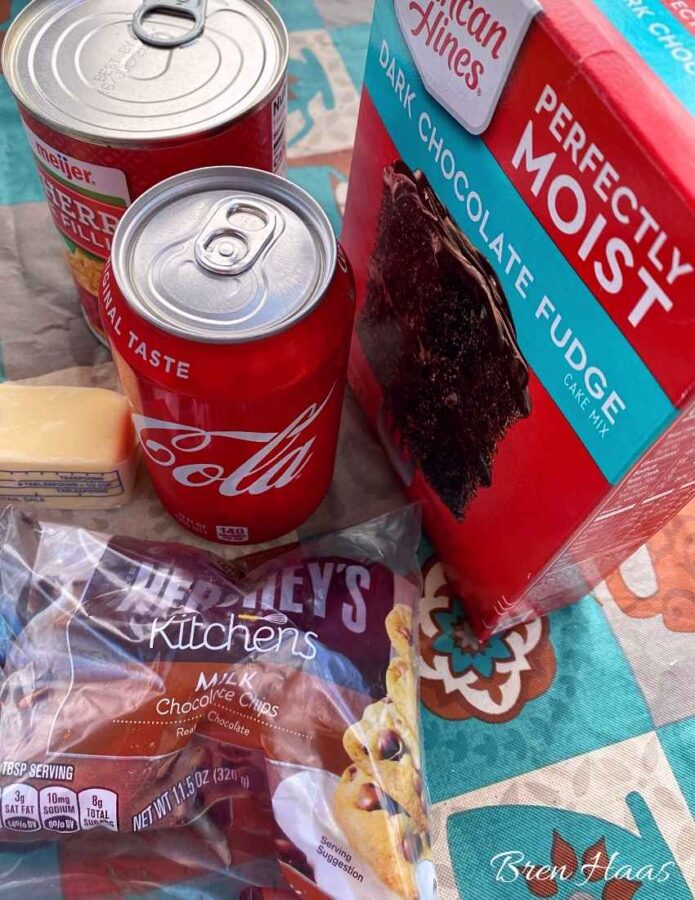 chocolate cherry lava cake recipe