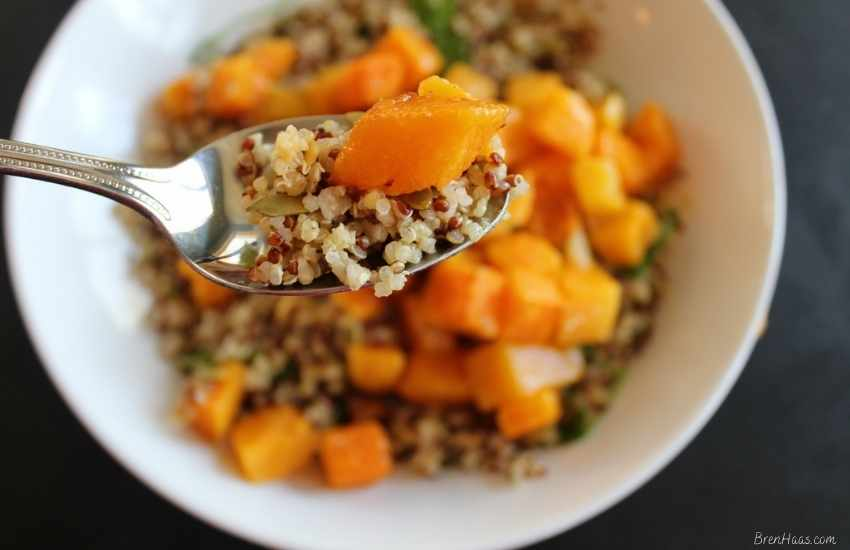 healthy spoonful