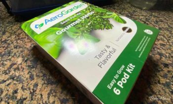AeroGarden Seed Pod Kit Review