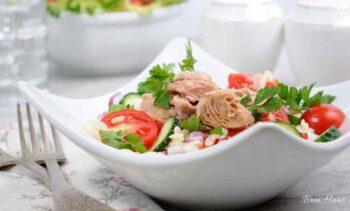 Clean Eating Tuna Salad Recipe