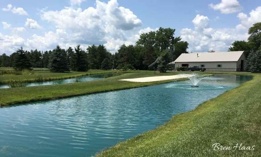 The Ponds on the Farm